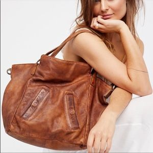 Like new. Free People Luca Washed Tote